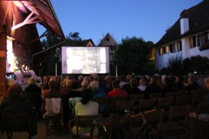 Stimmungsvolles Kino am Furtbach
